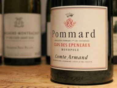 Charming to Drink Now, From Only HK$660/bt - Comte Armand Pommard Clos des Epeneaux Monopole 2004 &a
