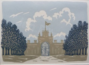 linocut-print-blenheim-entrance.jpg