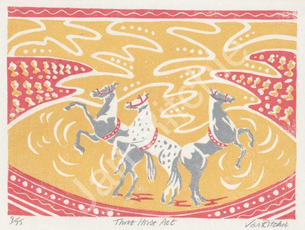 Three Horse Act