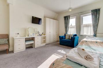 Scarborough Hotel Bedroom