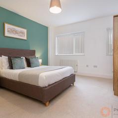 Lytham St Annes AirBnb bedroom