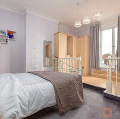 Blackpool Hotel Bedroom