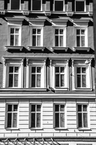 Prague Historic Building