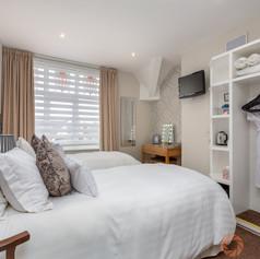 Windermere guest house bedroom