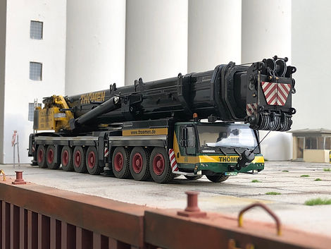 LIEBHERR LTM 1500-8.1 Thömen Hamburg