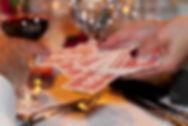 Tischzauberei Close-up Zauberei