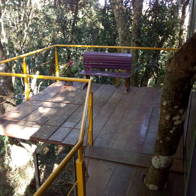 varanda sustentável