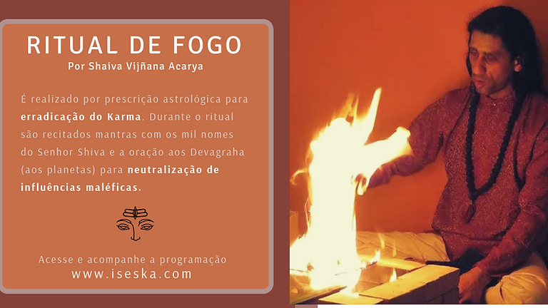 RITUAL DE FOGO (quinzenal)