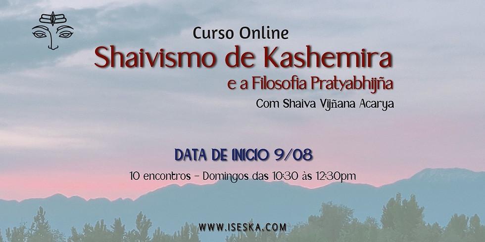 CURSO FILOSOFIA DE KASHEMIRA