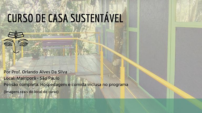 Curso de Casa Sustentável