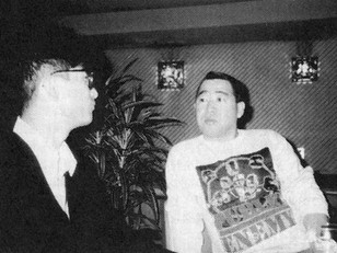 """Kan Mikami '92 """"If you're going to make music, stake your life on it"""" The G-Modern Interview Part 2"""