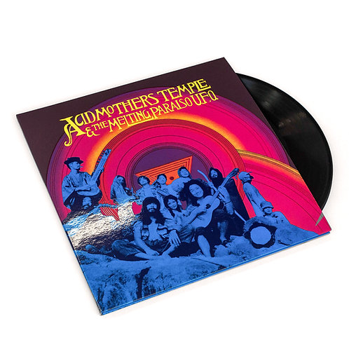 Acid Mothers Temple & The Melting Paraiso U.F.O.- S/T Deluxe 2LP