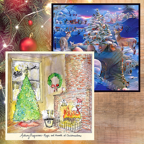 VDSQ Holiday 2 LP Bundle - McGuire & Pasquarosa