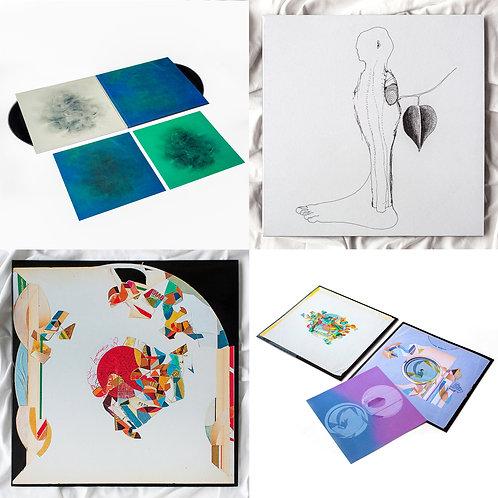 Jean-Luc Guionnet + Frantz Loriot - Albums Together
