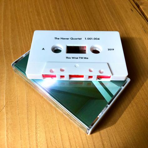 TW-Ma: Morley Never Quartet 1
