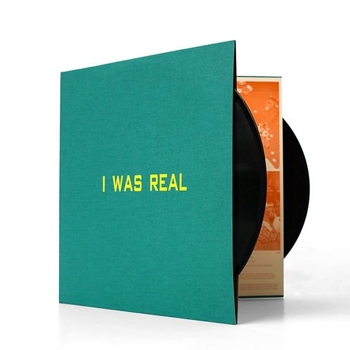 "75 Dollar Bill ""I WAS REAL"" Deluxe 2LP w/ Download, Cassette"