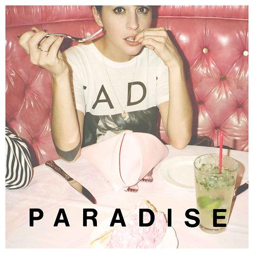 """Nedelle Torrisi / Paradise Deluxe 7"""" Single + Bonus Digital EP"""
