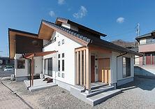 小林工務店 施工事例【新築】丸窓のある家