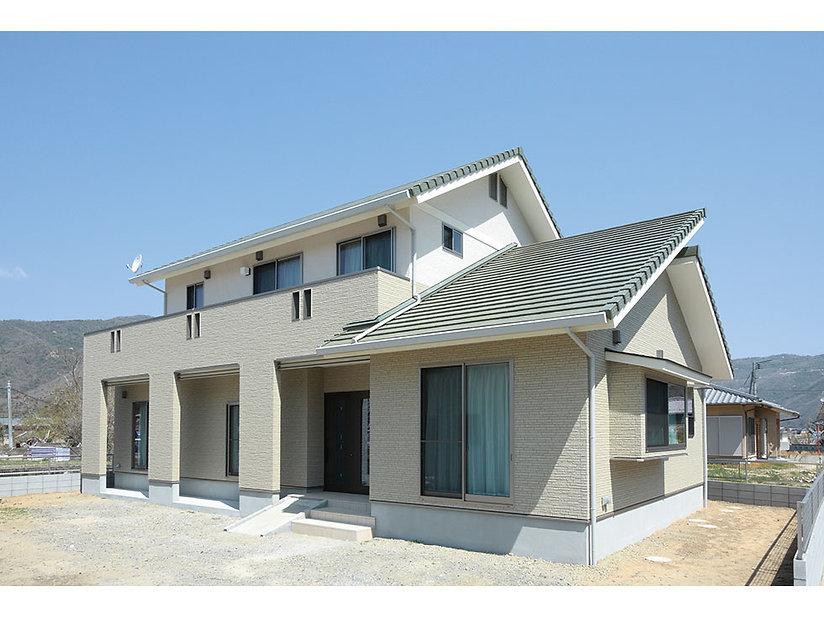 施工事例【新築】暖かみのある集いの家