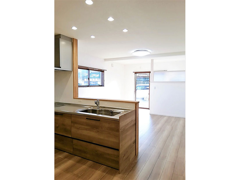 施工事例【リフォーム】理想の2世帯住宅