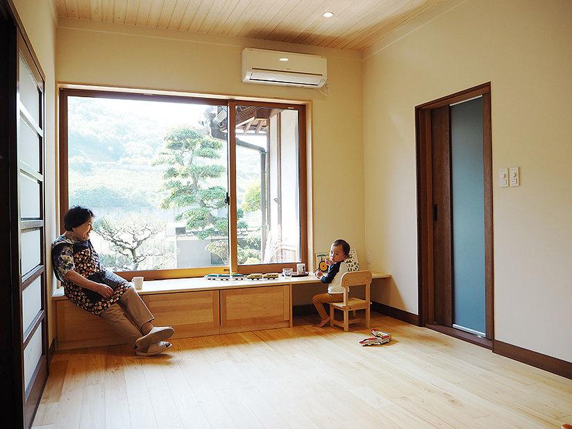 施工事例【リフォーム】3世代が同居する住まい