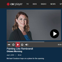 CBC Morning Radio Interview