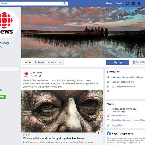 CBC Facebook Post