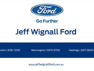 Jeff Wignall Ford Partnership