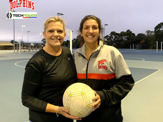 NETBALL CAPTAINS NAMED