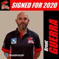 GUERRA SIGNED FOR 2020