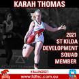 Karah Thomas - St Kilda Development Squad