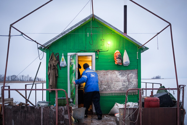 I pescatori del Volga