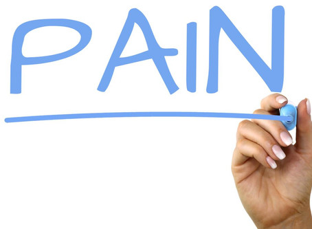 Pain.  It isn't quite what you think it is!