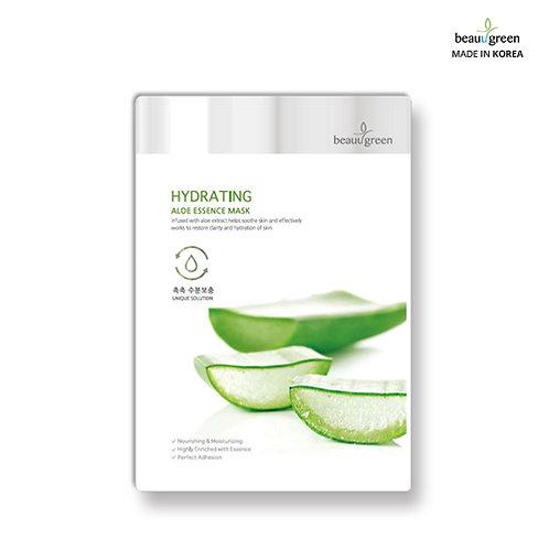 Beauugreen | Aloe Essence Mask Sheet [made in Korea]