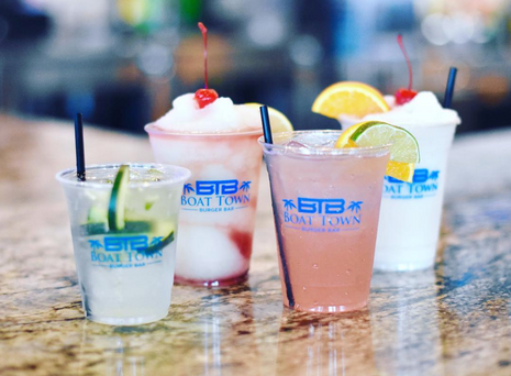 Enjoy one of our specialty cocktails!