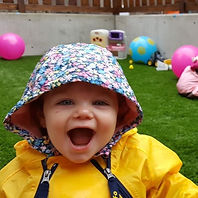 Beautiful fun!  #kids #babies #babiesofi