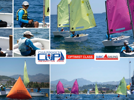 A Boost for Optimist Sailing