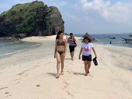 Camara Island Brand Audit Beach Clean Up
