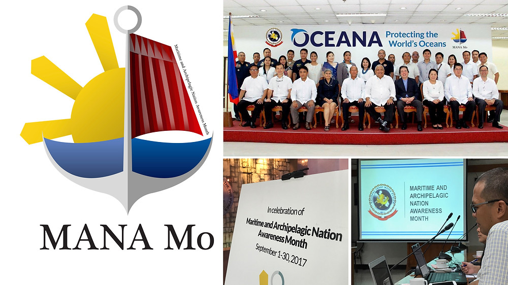 The MANA Mo was established because there was a NEED to harmonize, integrate and synchronize programs that will raise national consciousness and awareness of Filipinos towards realising our potential maritime nation.