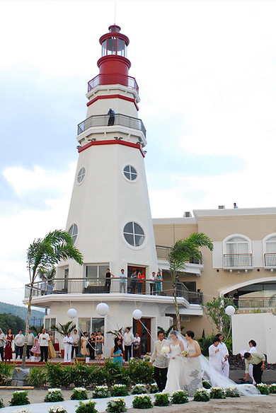 Lighthouse Wedding Experience