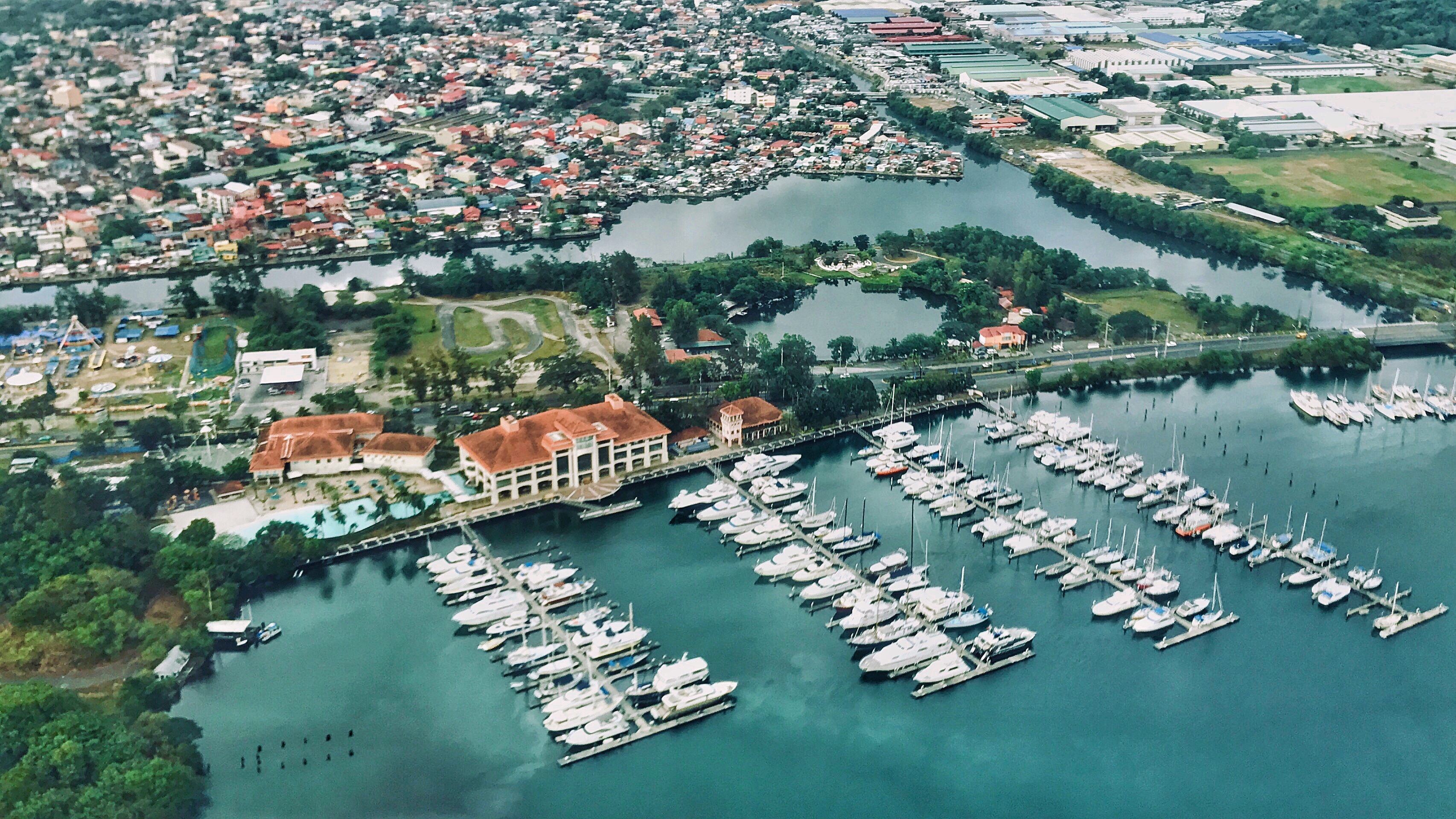 Subic Bay Yacht Club is located along Rizal Avenue inside the Subic Bay Freeport Zone, Philippines