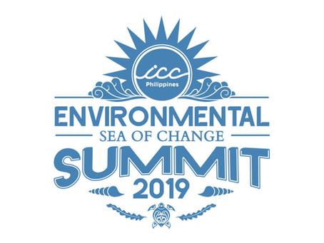 ICCPH Environmental Summit goes to Visayas!