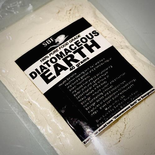 Diatomaceous Earth 40 grams (100% Food Grade)