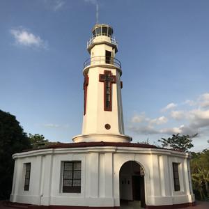 PCGA Repeater Antenna at Corregidor Island