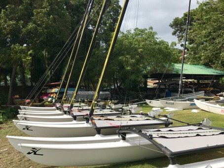 Relaunch of the Hobie 16 Fleet