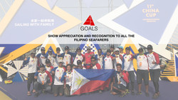 Show appreciation and recognition to all the Filipino Seafarers