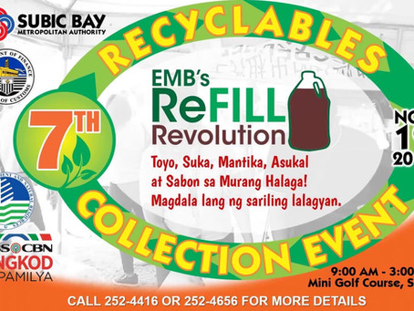7th Recyclables Collection Event