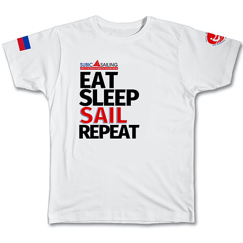 Eat. Sleep.Sail. Repeat. (2019 Southeast Asian Games)