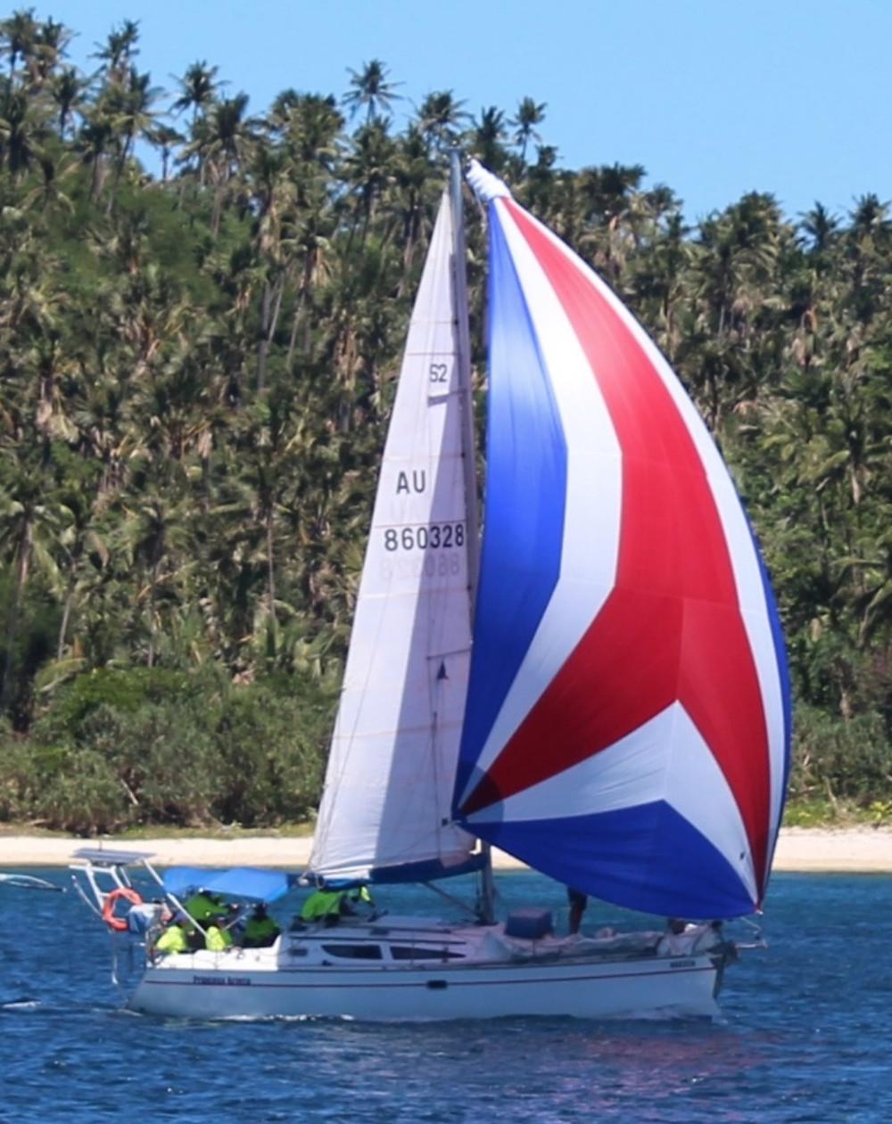 Cruising Class // Princess Arieta - Sun Odyssey 35 of Dale Godkin