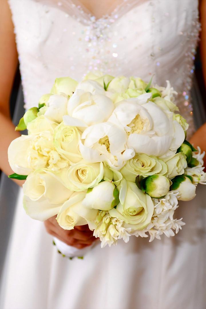 Lighthouse Wedding Flowers